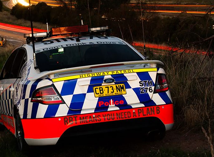 Double Demerits in place from Friday until Monday