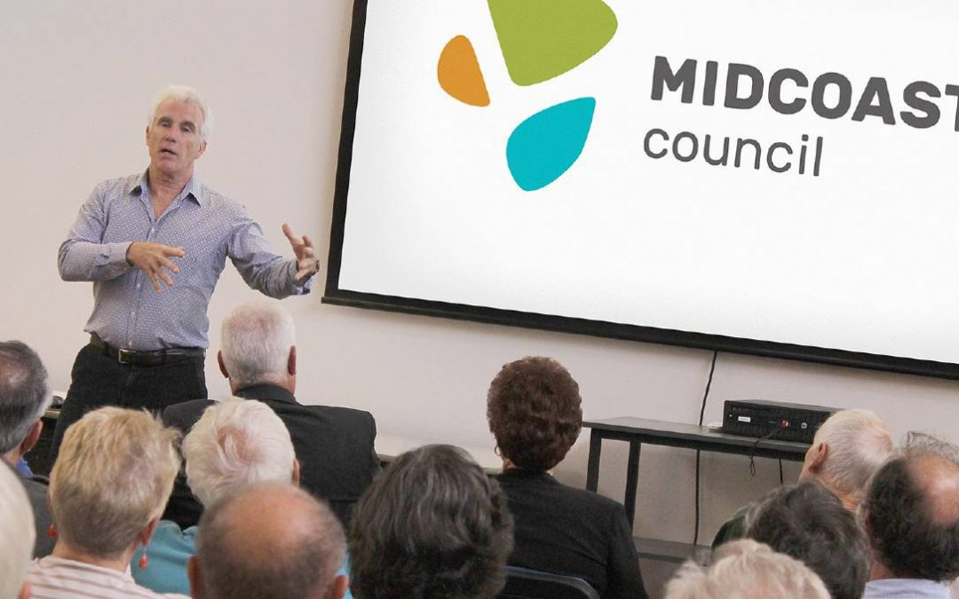 MidCoast Council updates the community