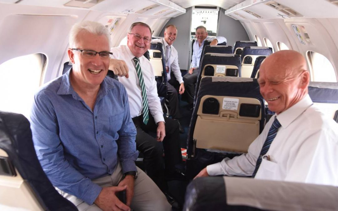 Direct Taree to Sydney route to take flight with new airline | Video