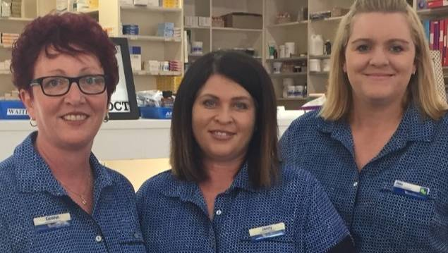 Old Bar Pharmacy finalist in community engagement award