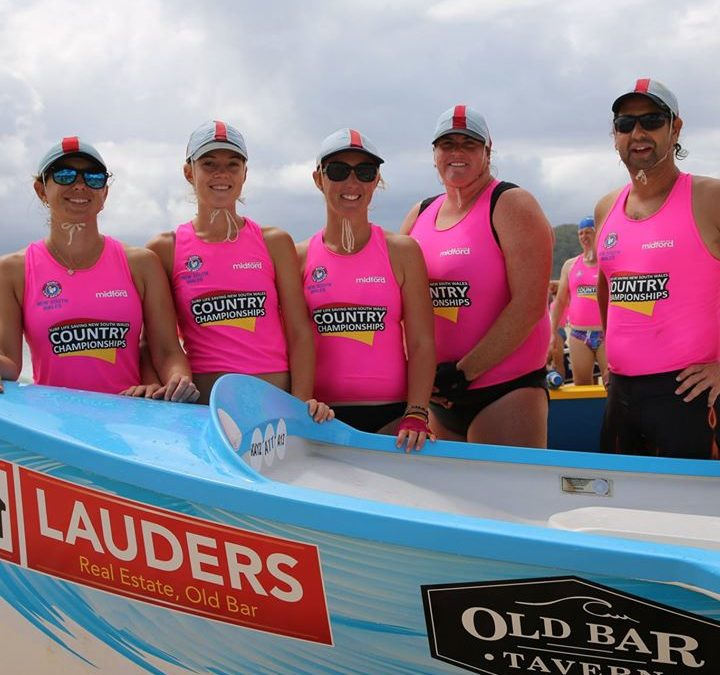Country championship success for Lower North Coast Lifesavers