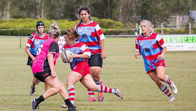 Old Bar Clams plan sevens rugby gala day for women