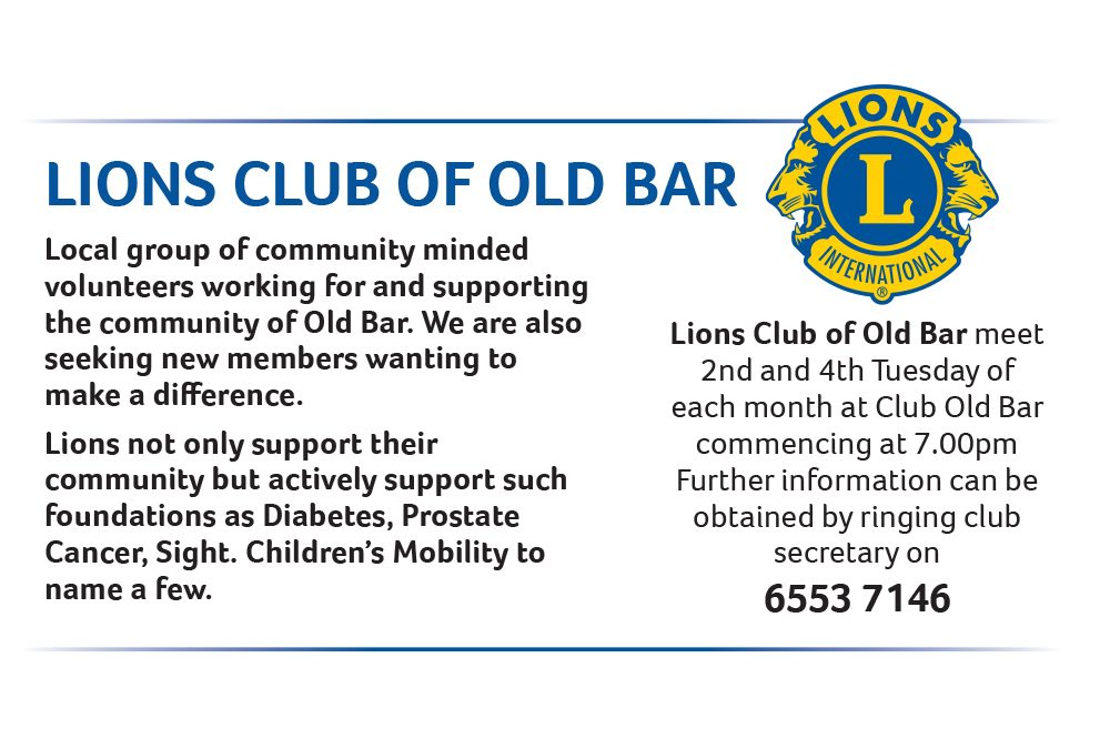 Lions Club of Old Bar