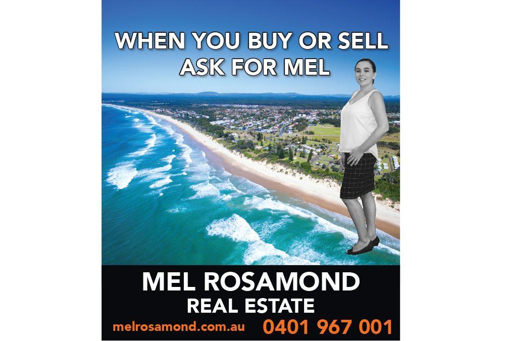 Mel Rosamond