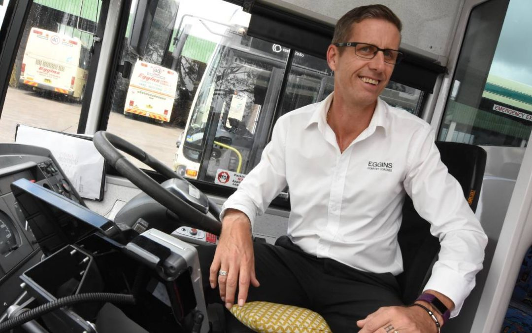 Bus fare changes may see 'more bums on seats' for Eggins Coaches