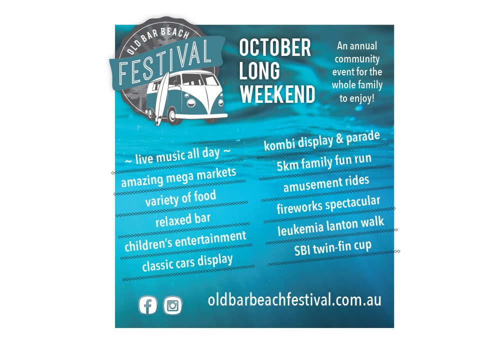 Old Bar Beach Festival