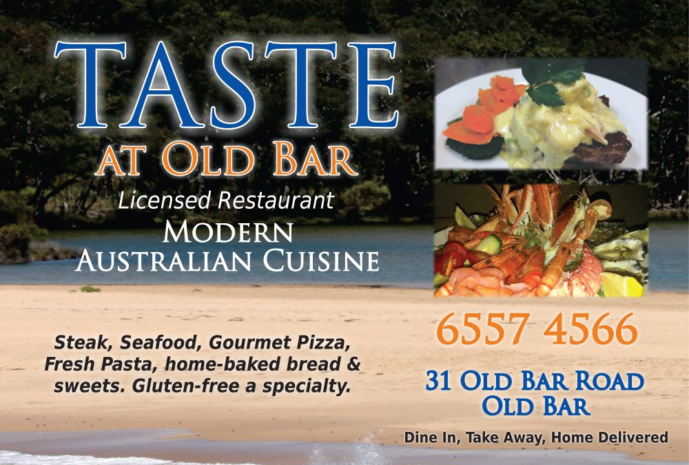 Taste At Old Bar