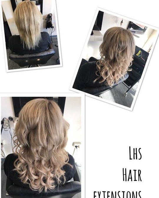 Natural Hair Extensions. …