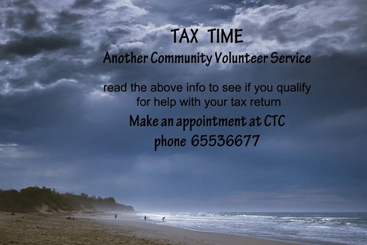 Tax Help in Old Bar – a V…