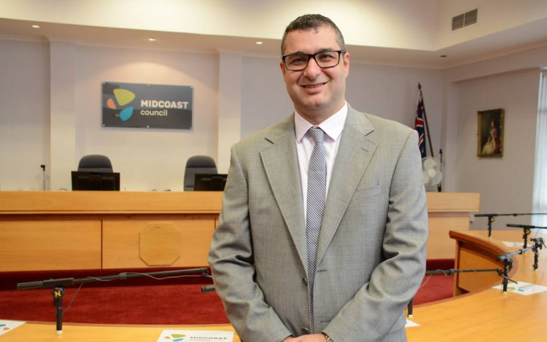 Community engagement focus for new MidCoast Council general manager