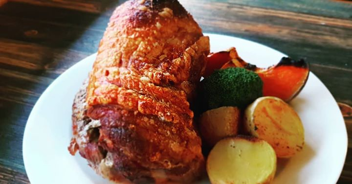 Feel like Roast Pork toni…