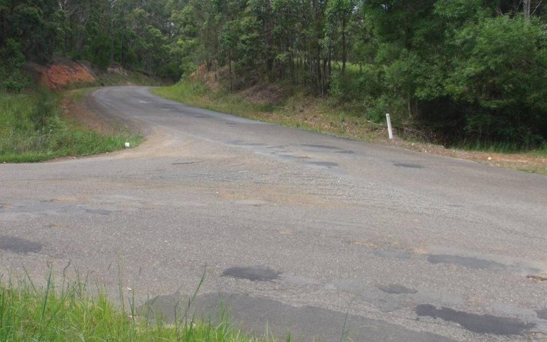 Crews ready to tackle Manning Point Road