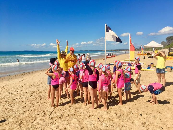 Nippers started today at …