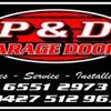P & D Garage Doors