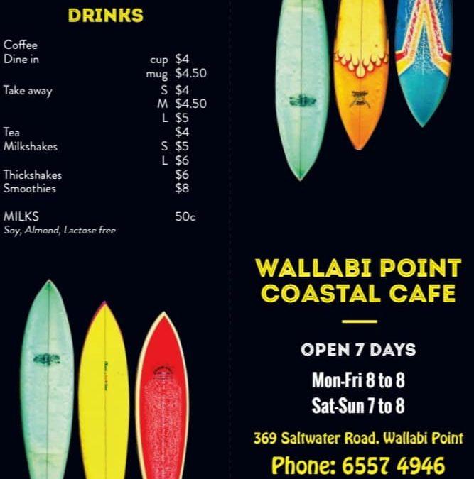 Photos from Wallabi Point…