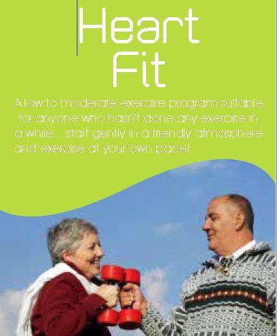 START A HEARTFIT CLASS…