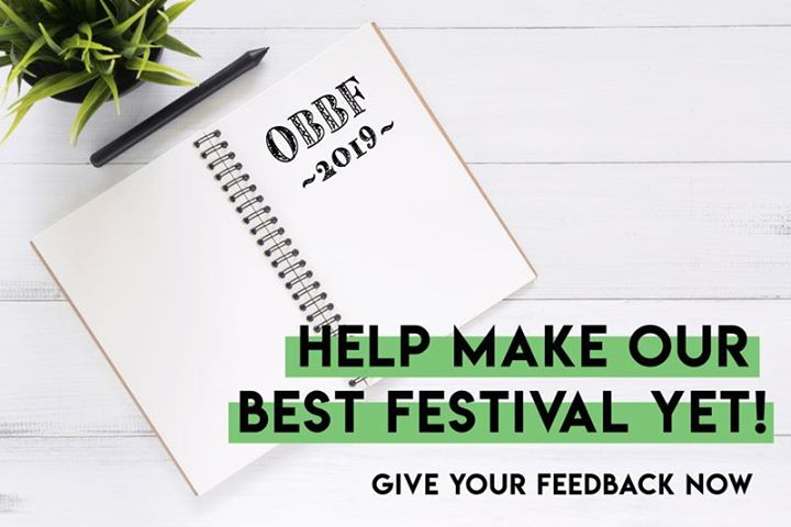 WE WANT YOUR FEEDBACK! He…