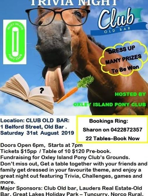 Lets help our local pony …