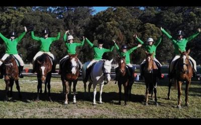 Oxley Island Pony Club wi…