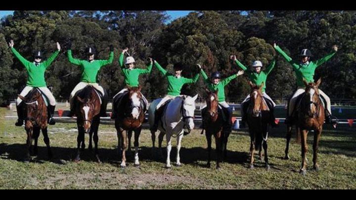 Oxley Island Pony Club wi…