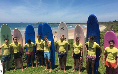 Salty Surf School