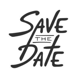 SAVE THE DATE   Saturd…