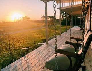 • sunset drinks…